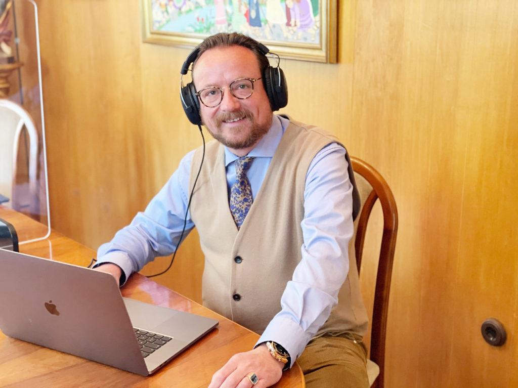 Interview mit Alexander Christ von Himml Bestattungen